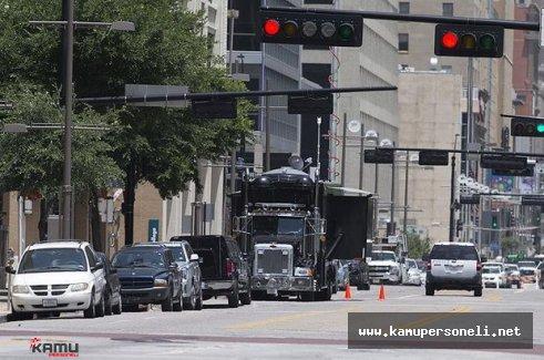 Amerika'da Dallas Soruşturması Hayatı Felç Etti