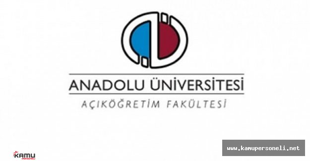Anadolu Üniversitesi AÖF Tek Ders Sınavları Ertelendi