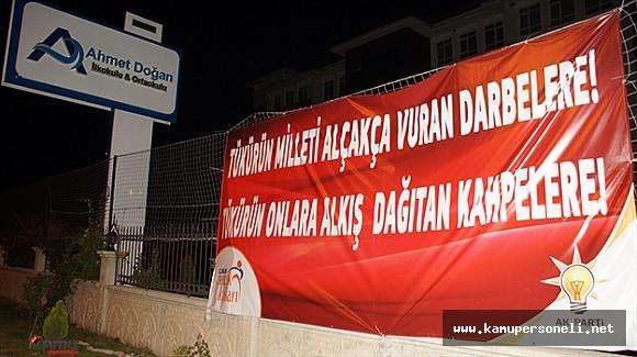 Ankara'da 3 Özel Okul Mühürlendi