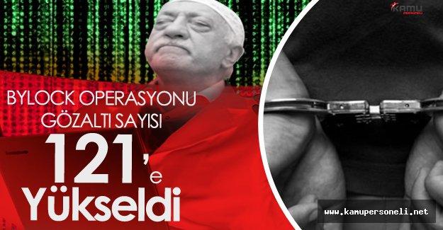 'Ankara Emniyetinde Bylock Operasyonu' Gözaltı Sayısı Yükseldi