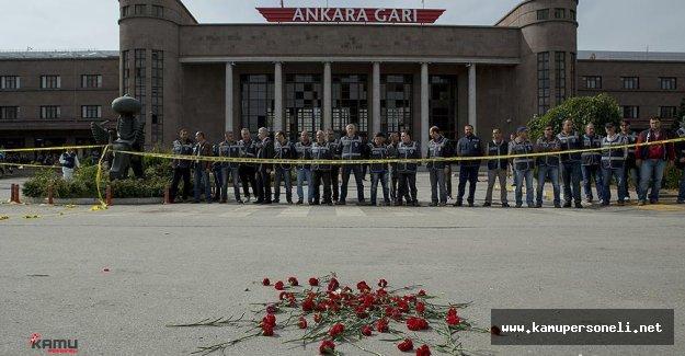 Ankara Garı Önündeki Terör Saldırısı İddianamesi