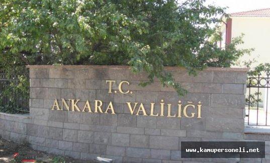 Ankara Valiliğinden Etimesgut'da Askeri Birliklerde Ki Hareketlilik Hakkında Önemli Bir Açıklama Yayımlandı