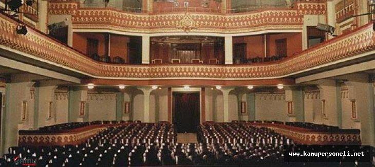 Antalya Devlet Opera ve Balesi Sözleşmeli Personel Alımı Başvuruları Sona Eriyor