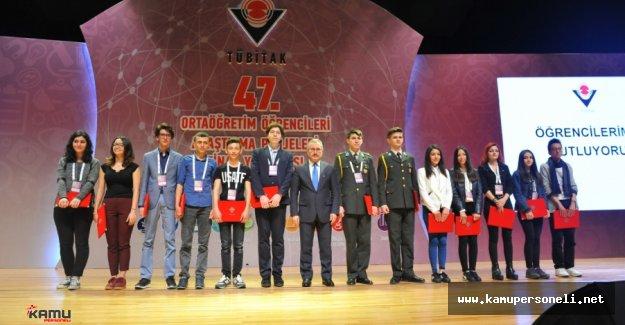 Araştırma Projeleri Yarışması Türkiye Finali
