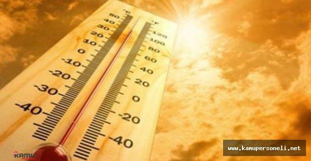 Aşırı Sıcaklar Can Yakabilir