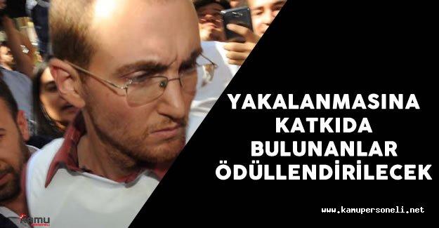 Atalay Filiz'i Yakalayan 8 Emniyet Personeli ve 2 Vatandaşa Ödül Verilecek