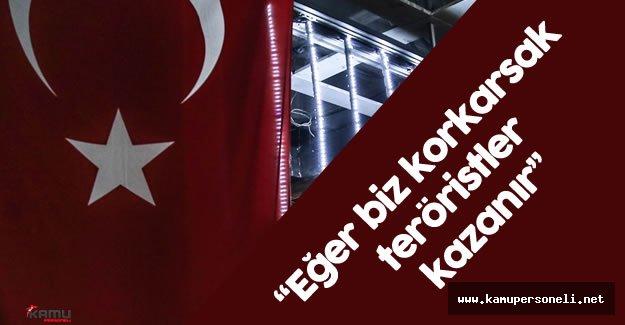 Atatürk Havalimanı Terör Saldırısına Turistlerin Verdiği Tepkiler