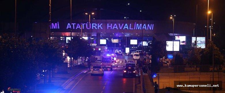 Atatürk Havalimanındaki Patlamaya Futbol Dünyasından Tepki Yağdı