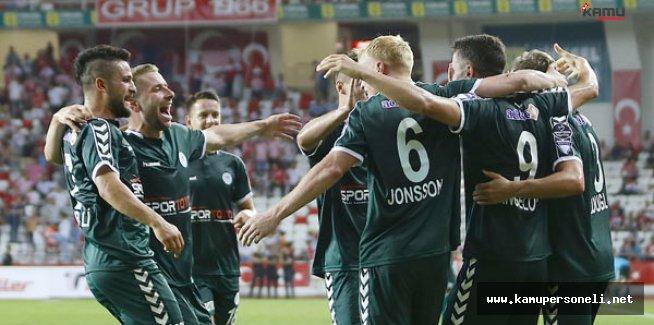 Atiker Konyaspor - Shakhtar Donetsk Maçının Biletleri Satışa Sunuldu
