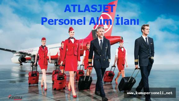 Atlasjet Personel Alım İlanı 2016