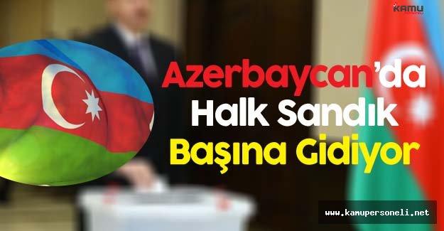 Azerbaycan Anayasa Değişikliği İçin Sandığa Gidiyor