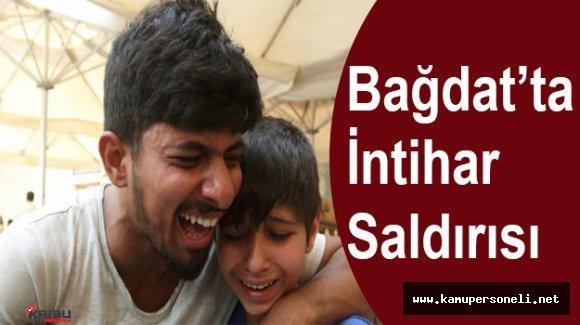 Bağdat'ta İntihar Saldırısı Gerçekleştirildi ( Ölü ve Çok Sayıda Yaralı Var )