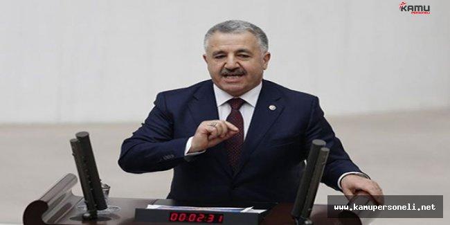 """Bakan Arslan: """"Türkiye'yi ulaşılabilen, erişilebilen Türkiye haline getiriyoruz"""""""