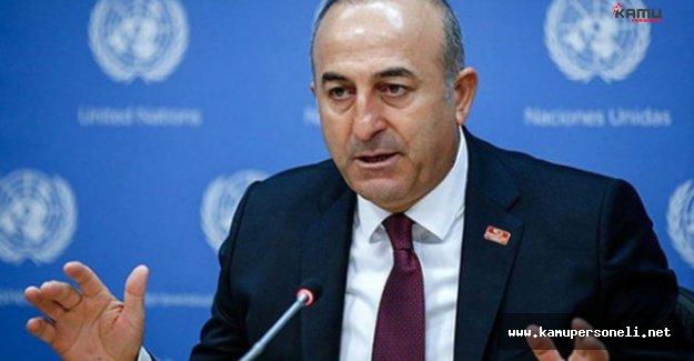 """Bakan Çavuşoğlu: """"Kürt vatandaşlarının en büyük düşmanı PKK"""""""