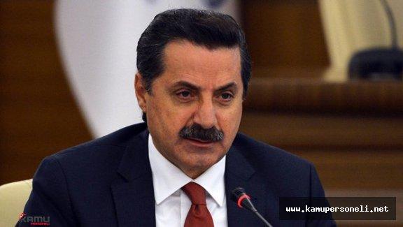 """Tarım Bakanı Faruk Çelik'ten Çarpıcı Açıklama! """"Çukur İbret Olsun Diye Kapatılmamalı"""""""