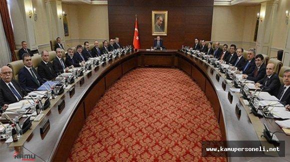 Bakanlar Kurulu Toplantısı Cumhurbaşkanlığı Külliyesinde Toplanacak