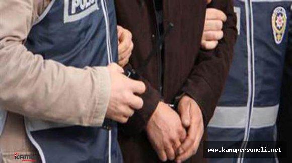Balıkesir'de 6 Emniyet Mensubu Tutuklandı