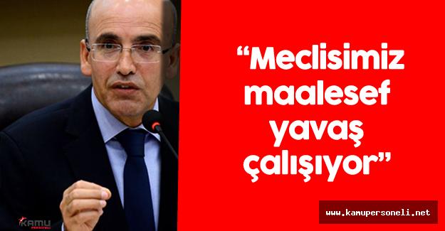 """Başbakan Yardımcısı Mehmet Şimşek:""""Bu devam eden bir süreç, hiçbir zaman bitmez"""""""