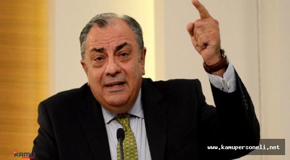 Başbakan Yardımcısı Yıldırım Türkeş Kimdir?