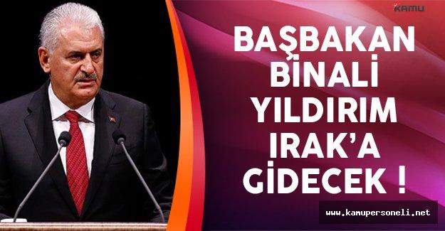 Başbakan Yıldırım Irak'ı Ziyaret Edecek