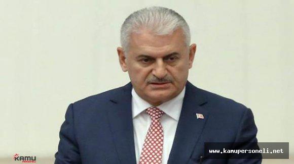 Başbakan Yıldırım, MHP Genel Başkanı Bahçeli İle Görüşme Yaptı