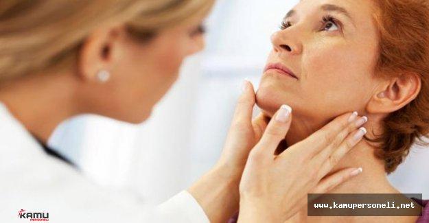 Bazı tiroit tümörleri kanser sınıfından çıkarıldı