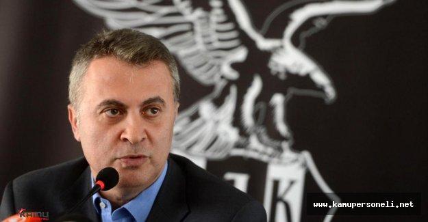 Beşiktaş Başkanı Fikret Orman Transferler Hakkında Konuştu