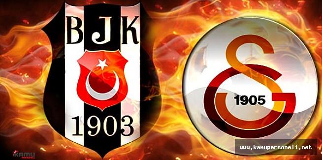 Beşiktaş Galatasaray Derbisi Antrenmanları Devam Ediyor