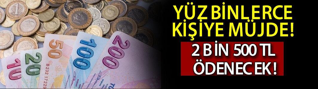 Cumhurbaşkanlığından İŞKUR ile 1 milyon kişiye iş imkanı! 2500 lira ödenecek...
