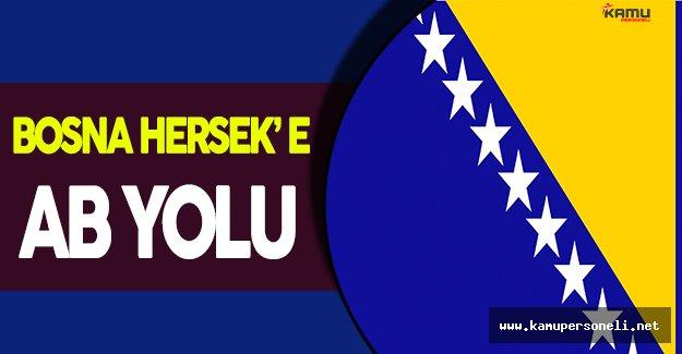 Bosna Hersek AB Yolunda: Tam Üyelik Başvurusu Kabul Edildi!
