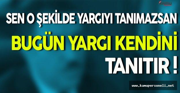 Bülent Tüfenkçi İfade Vermeye Gitmeyen HDP'lilere Düzenlenen Operasyon Hakkında Konuştu