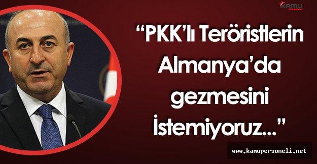 """Çavuşoğlu:"""" Türk Halkı 'Müzakareleri durdurun' Baskısı Yapıyor"""""""