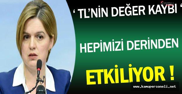 CHP Genel Başkan Yardımcısı Böke'den TL'nin Değer Kaybı Hakkında Açıklama