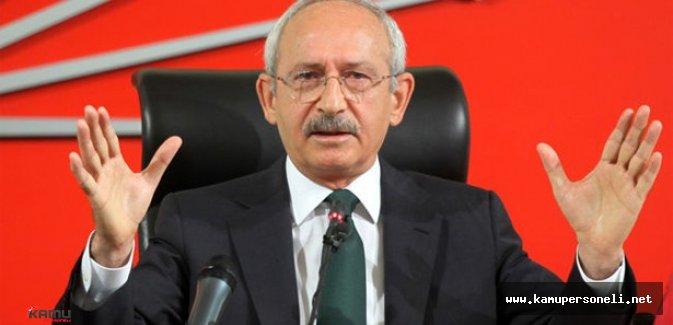 CHP Lideri Milli Takımı Kutladı