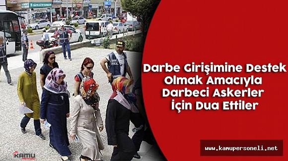 Çorum'da Darbeci Askerleri Destekleyen 13 Kişi Tutuklandı