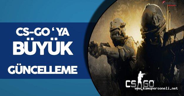 Counter Strike: Global Offensive (CS-GO) Güncellendi