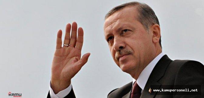 """Cumhurbaşkanı Erdoğan, """"Bu mücadelede yılmak yok''"""