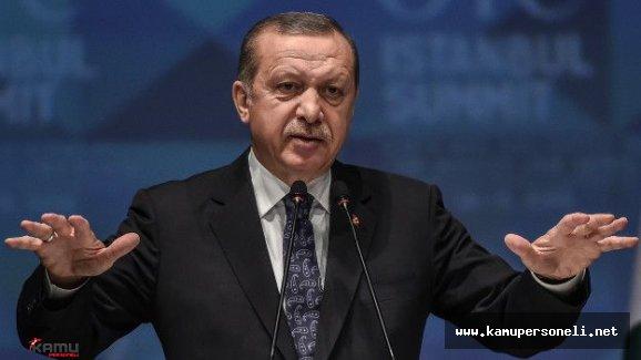 Cumhurbaşkanı Erdoğan'dan Avrupa'ya Sert Açıklama