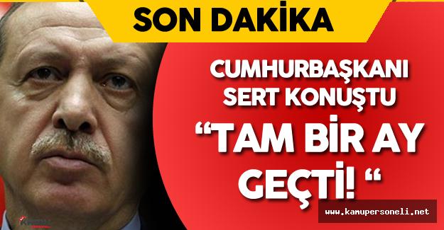 """Cumhurbaşkanı Erdoğan Batılı Liderler İçin :""""Niyetlerini Ağızlarından Kaçırıyorlar"""""""