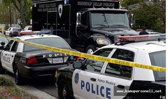Dallas'da Vefat Eden Polisler İçin Cenaze Töreni
