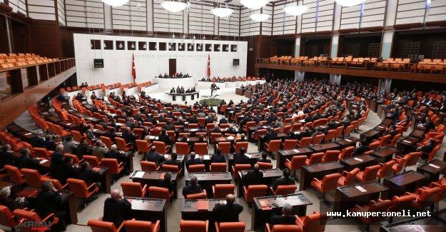 Danıştay Kanununda Değişiklik Yapılması Genel Kurulda Kabul Edildi