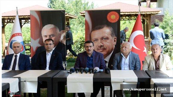 Darbe Girişiminin Türkiye Ekonomisine Yüzde 1 Oranında Dahi Etkisi Yok