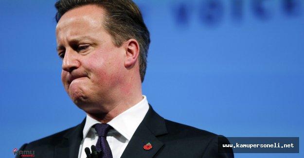 İngiltere Başkanı David Cameron İstifa Edecegini Açıkladı