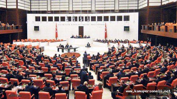 4/C Çalışanlarına Kadro Verilmesine Dair Yasa Tasarısı Mecliste
