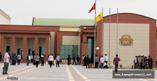 Dicle Üniversitesi 5 Sözleşmeli Personel Alacak