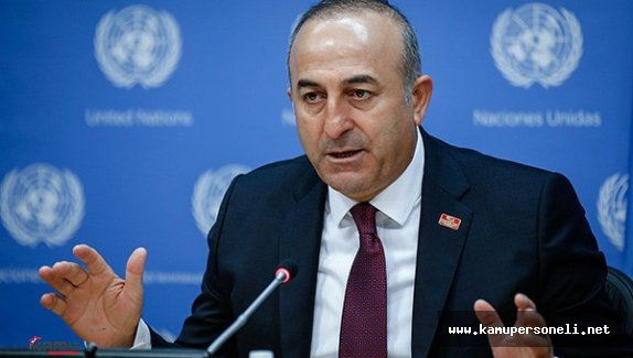 """Dışişleri Bakanı Mevlüt Çavuşoğlu : """"Bugün gelinen noktayı AB'nin çok iyi irdelemesi lazım"""""""