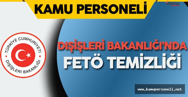 Dışişleri Bakanlığı'nda Son Dakika Gelişmeleri ! 300 Diplomat Türkiye'ye Çağrıldı