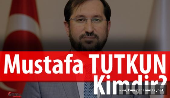 Diyanet Vakfı Genel Müdürü Mustafa Tutkun Kimdir?