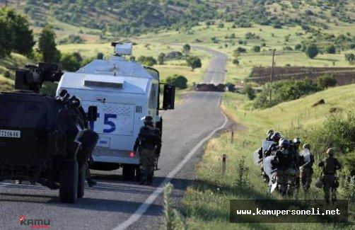 Diyarbakır'ın 13 Bölgesinde Sokağa Çıkma Yasağı İlan Edildi