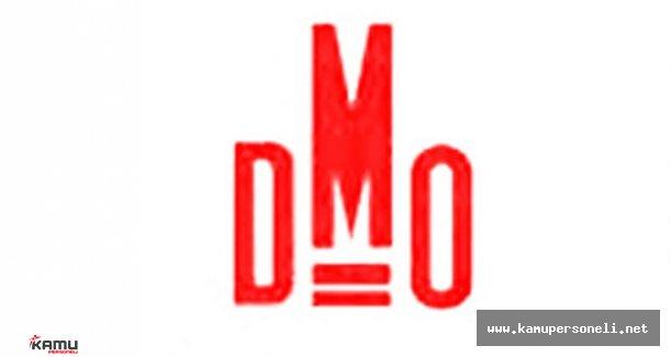 DMO Görevde Yükselme ve Ünvan Değişikliği Sınavı Sonuçları Açıklandı